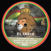 El Indio - Listen To The Words Of The Father / Dub Of The Father (Sir Logie Int'l) 10""